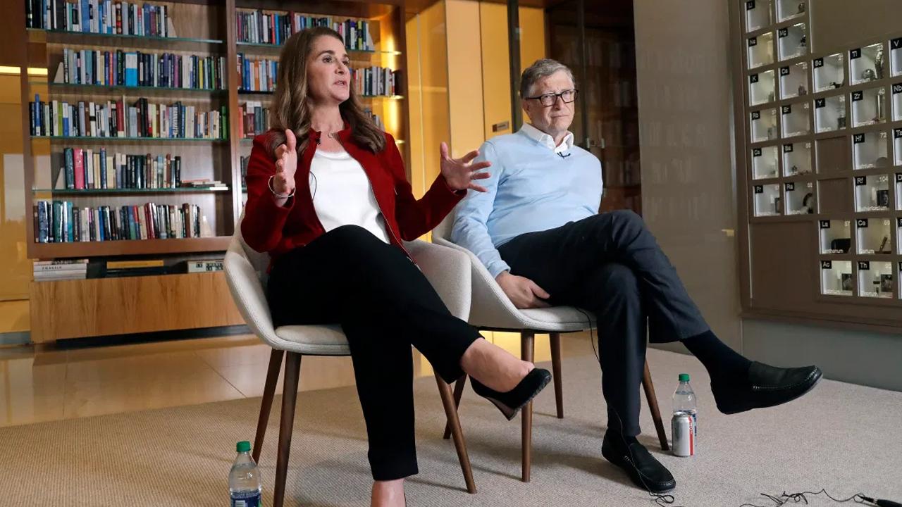 Bill Gates anuncia su divorcio con su esposa Melinda