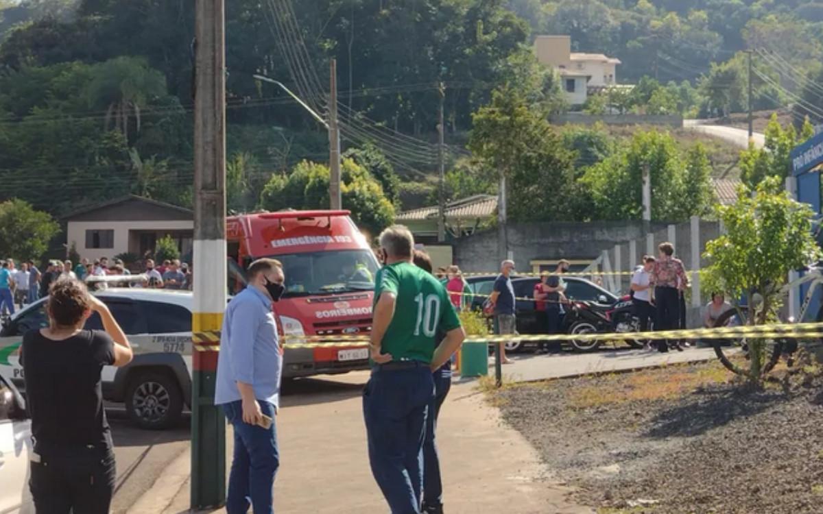 Un joven atacó una guardería y mató a tres niños