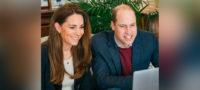 De la realeza a youtubers: los duques el Príncipe William y su esposa Kate lanzan su canal