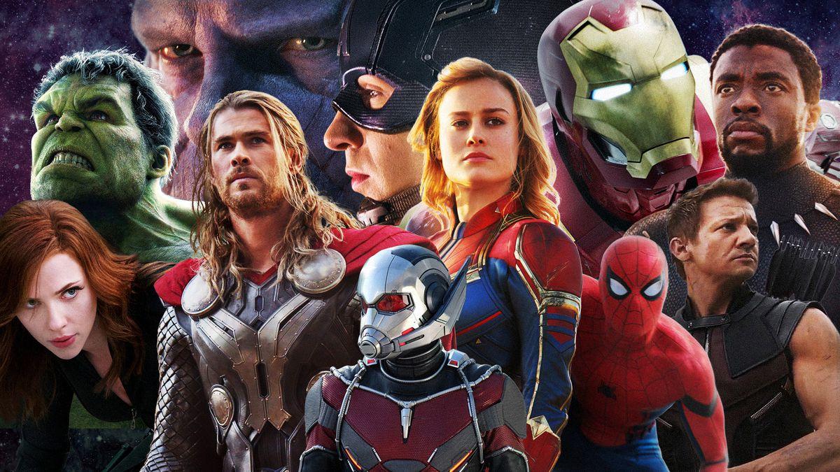 Marvel Studios revela los títulos de la fase 4
