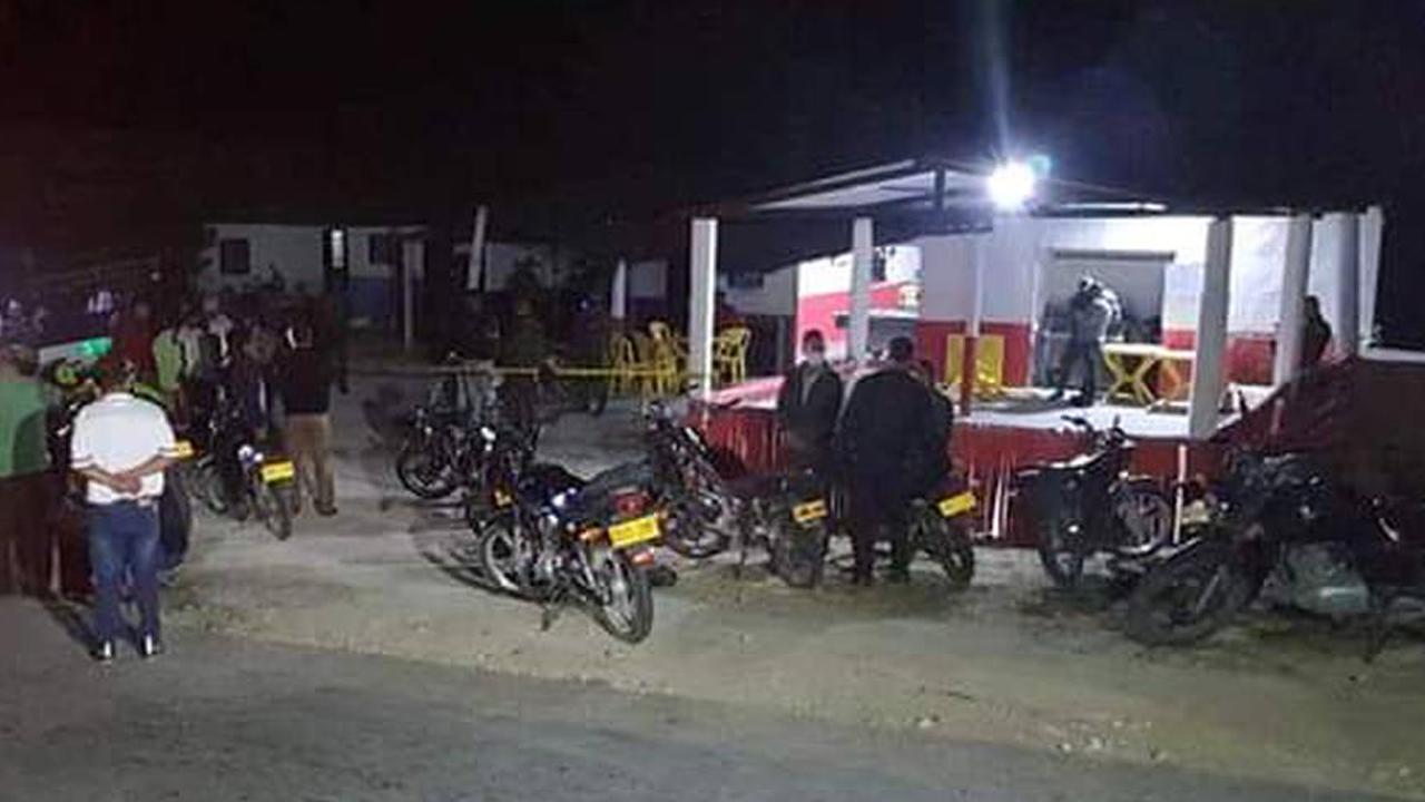 Nueva masacre en Colombia se cobra la vida de 6 personas, entre ellas la de un menor de edad