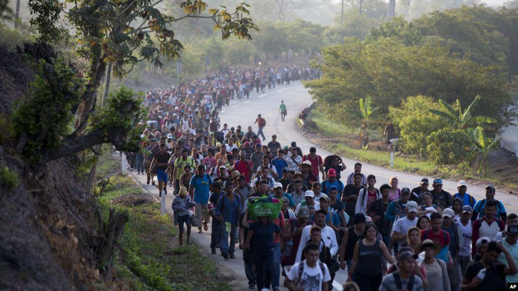 Plan migratorio de México-EU da resultados; deportaciones a la baja en abril y mayo: AMLO