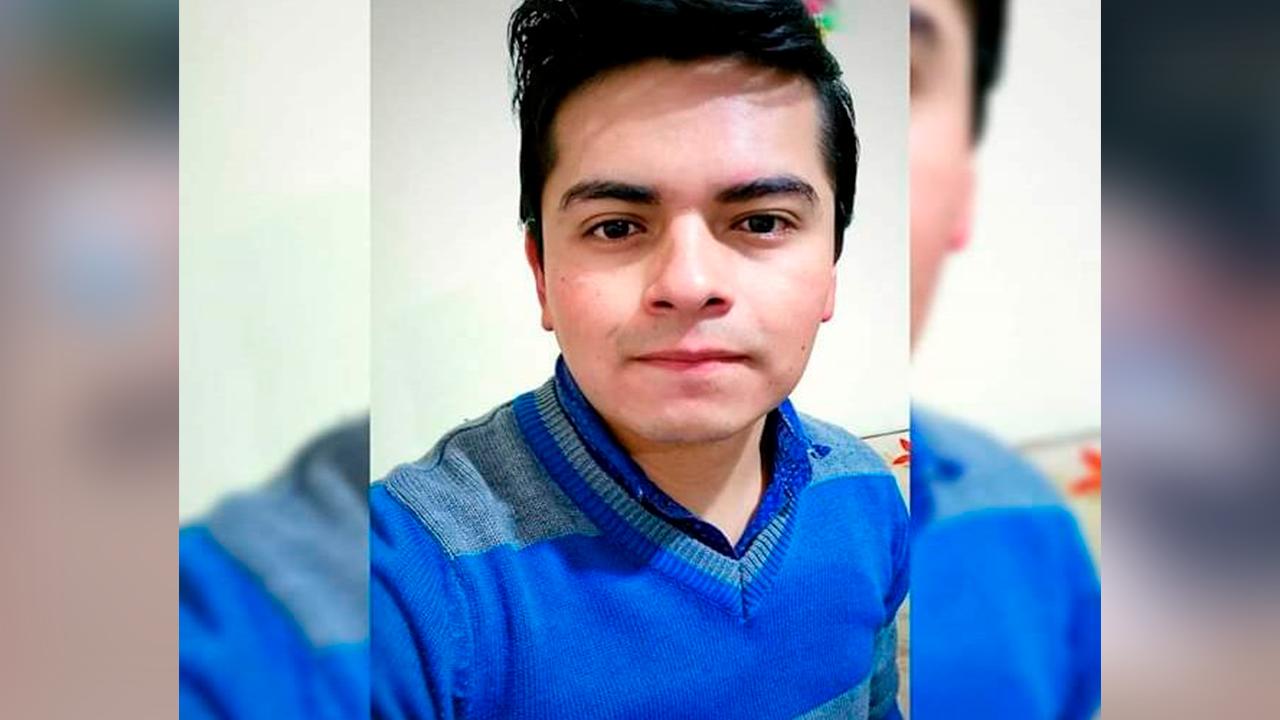 Mario murió en el accidente del Metro; dos días festejó su cumpleaños con su familia