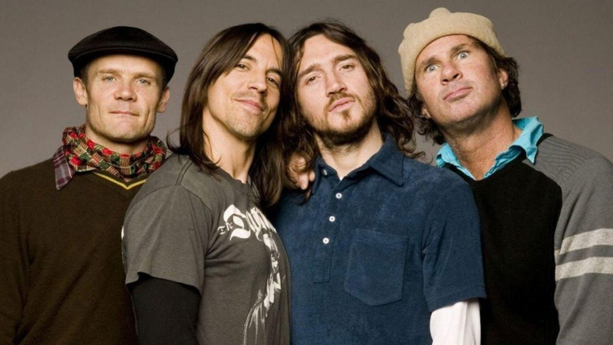 Red Hot Chili Peppers vendió su discografía en 140 millones de dólares