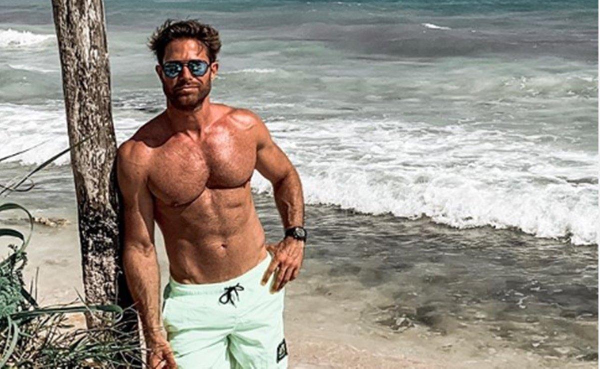 El Instagram se volvió loco tras presenciar el envidiable abdomen de Sebastián Rulli
