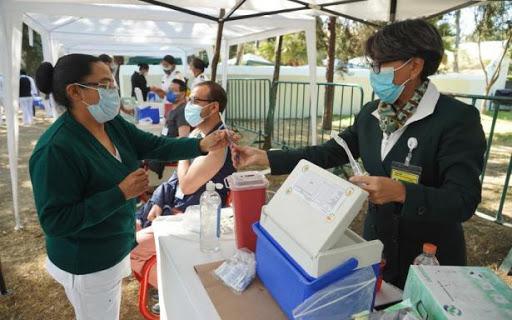 Jornada de Vacunación en Arteaga transcurre según lo planeado