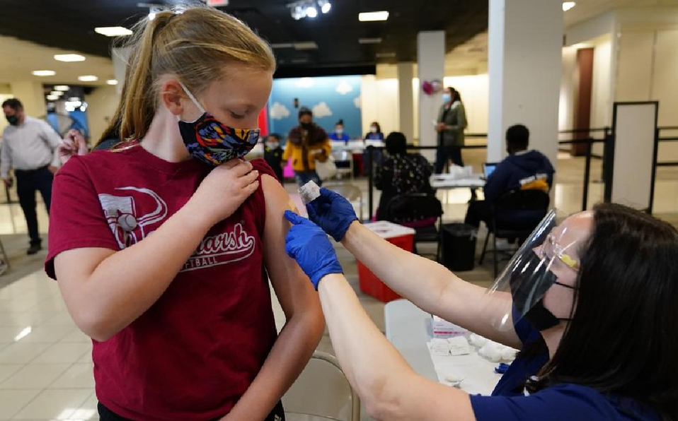129 millones de estadounidenses ya completaron el esquema de vacunación antiCovid-19