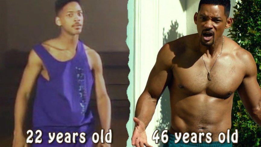 """""""Estoy en mi peor forma"""" Will Smith compartió una foto donde se muestra sincero"""