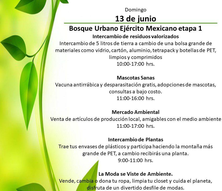 Coahuila conmemorará el Día Mundial del Medio Ambiente