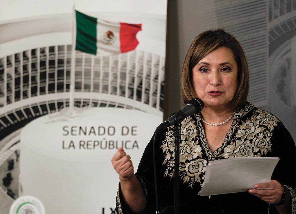 Por intromisión electoral habrá juicio político contra AMLO: senadora del PAN