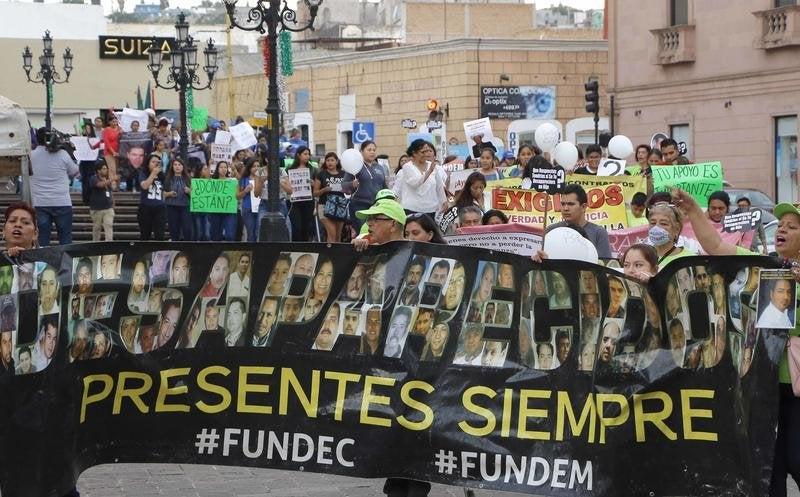 Diputado coahuilense plantea recompensas para quienes informen acerca de desaparecidos