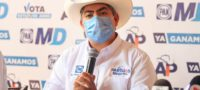 En Monclova, Paredes fue el más votado para ser Diputado Federal