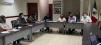 """En reunión de seguridad acuerdan operativos de vigilancia por """"ley seca"""""""