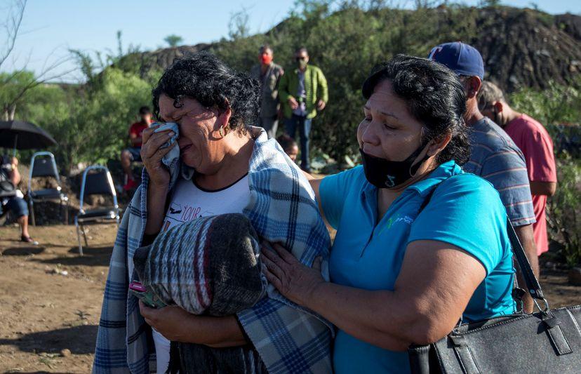 Descansen en paz; Gobierno Federal de luto ante muerte de 7 mineros en Múzquiz