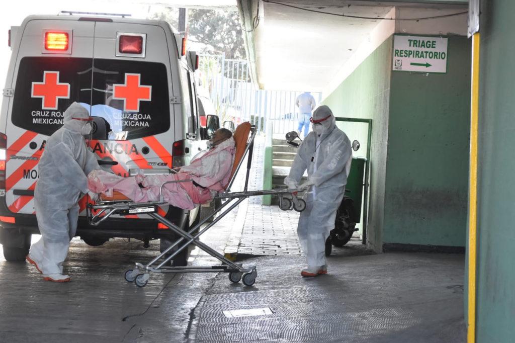 El COVID regresó a Monclova; aseguran paramédicos de la Cruz Roja