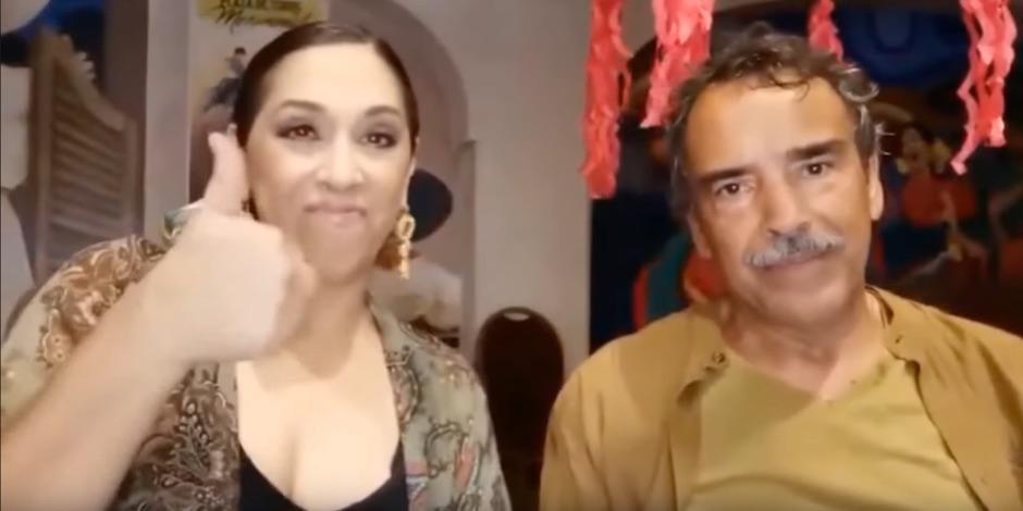 Voten por Morena, no se basen en miedos y odio hacia AMLO, convocaron Damián Alcázar y Regina Orozco