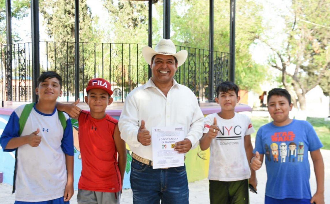 Beto Villarreal ya es Alcalde Electo de Cuatro Ciénegas