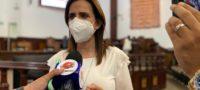 """""""En lugar de consulta que el dinero se use para medicamentos"""" Lupita Oyervides"""