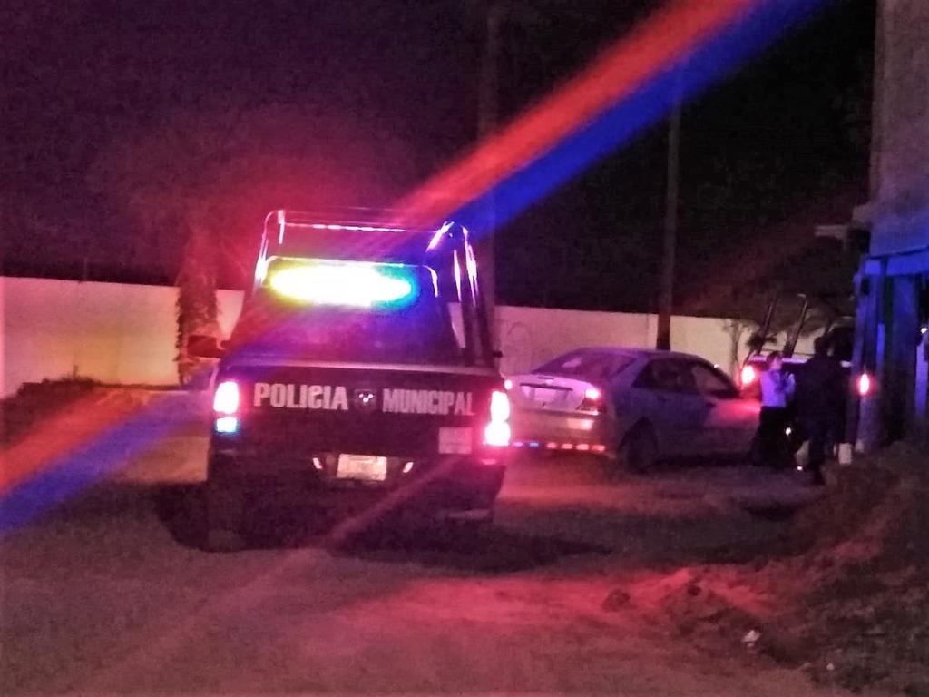 Policiaca: Termina tras las rejas en Monclova; golpeó a sus hijas por no respetarlo