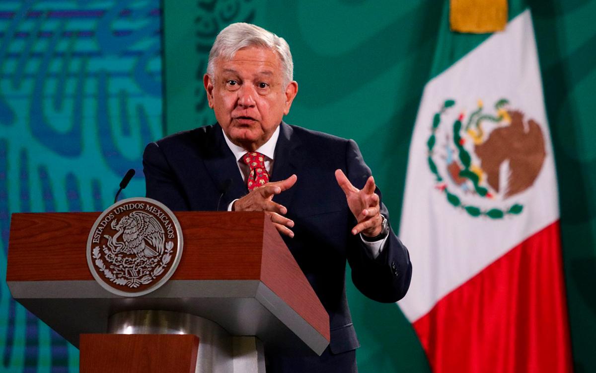 Pese a asesinatos de candidatos, AMLO asegura que México está en paz previo a elecciones