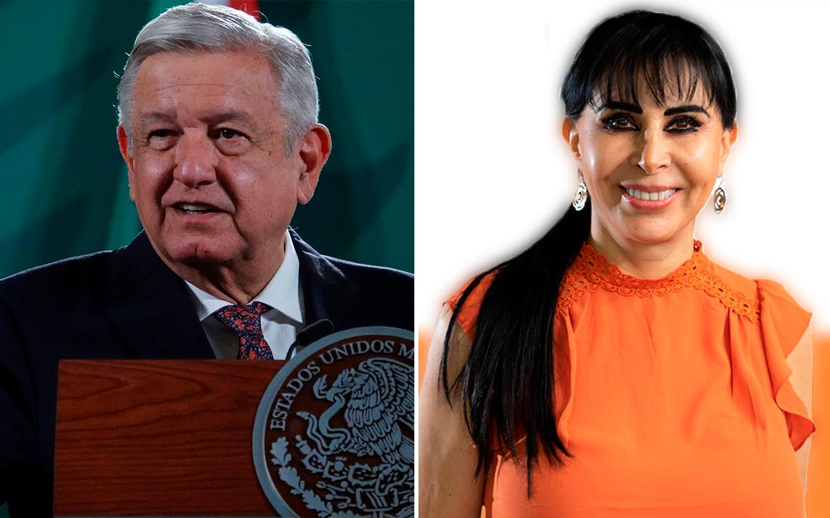 Presume AMLO avance en caso de asesinato de Alma Barragán; ya hay detenidos