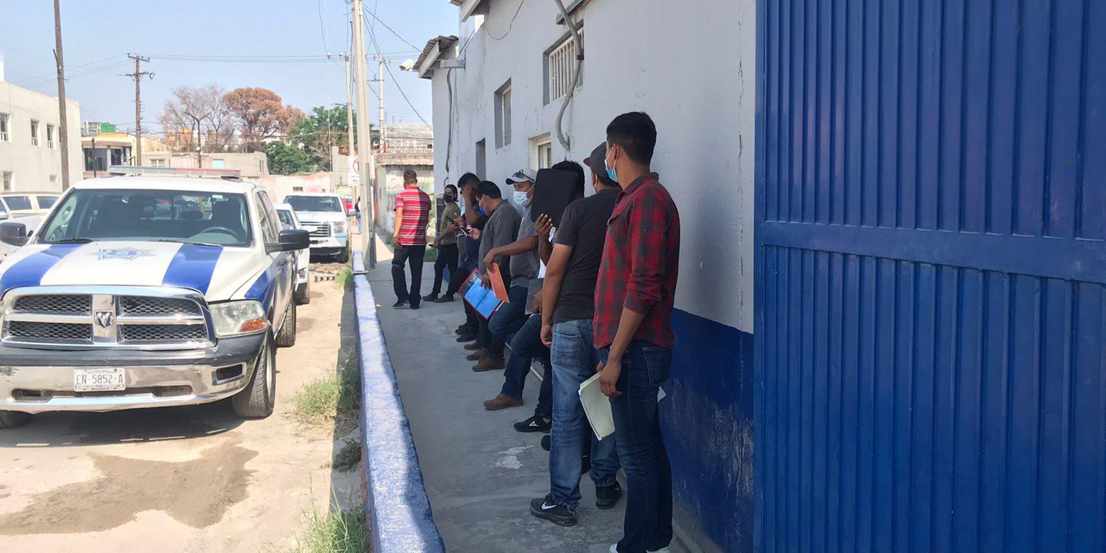 Policiaca: Analizan abrir Academia de Policía en Monclova, analiza curriculum de aspirantes