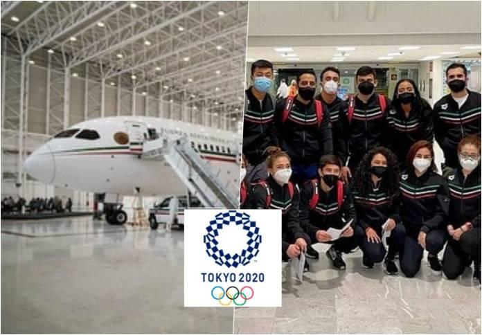 COM rechaza traslado de deportistas en avión presidencial a Tokio; aseguran compra de boletos