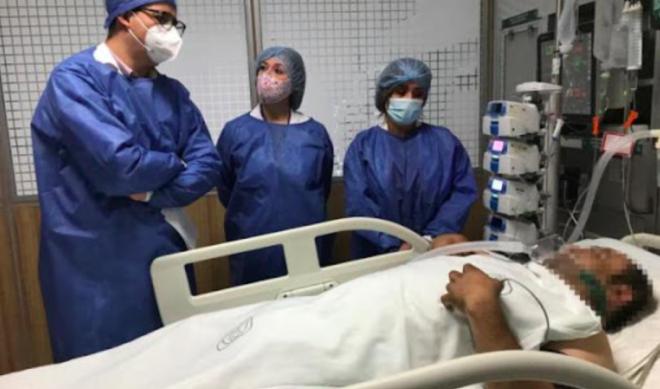 El IMSS descartó que exista un paciente en Valle de Chalco, Edomex, infectado con mucormicosis