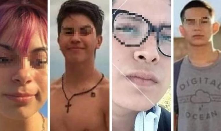 Después de 10 días, hallan con vida a 4 jóvenes desaparecidos en Puerto Vallarta