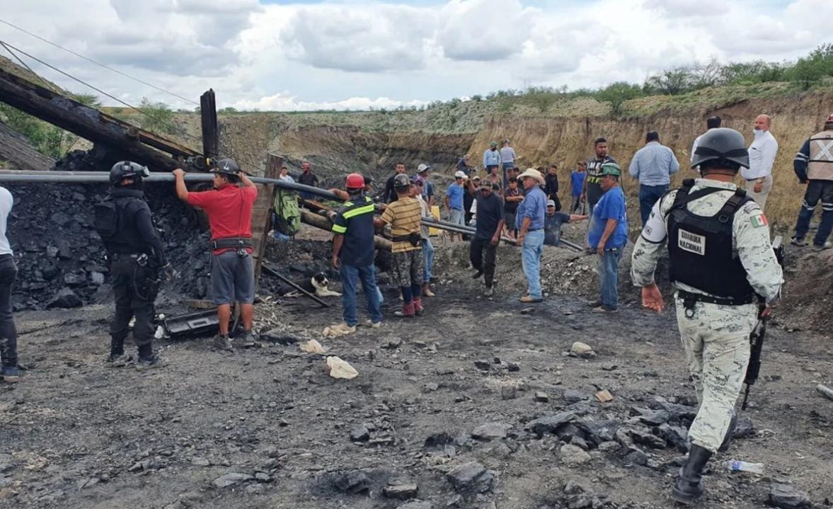 Sacamos a 10 y se nos quedaron 7: Don Jesús rescató a mineros antes de la inundación de la mina en Múzquiz