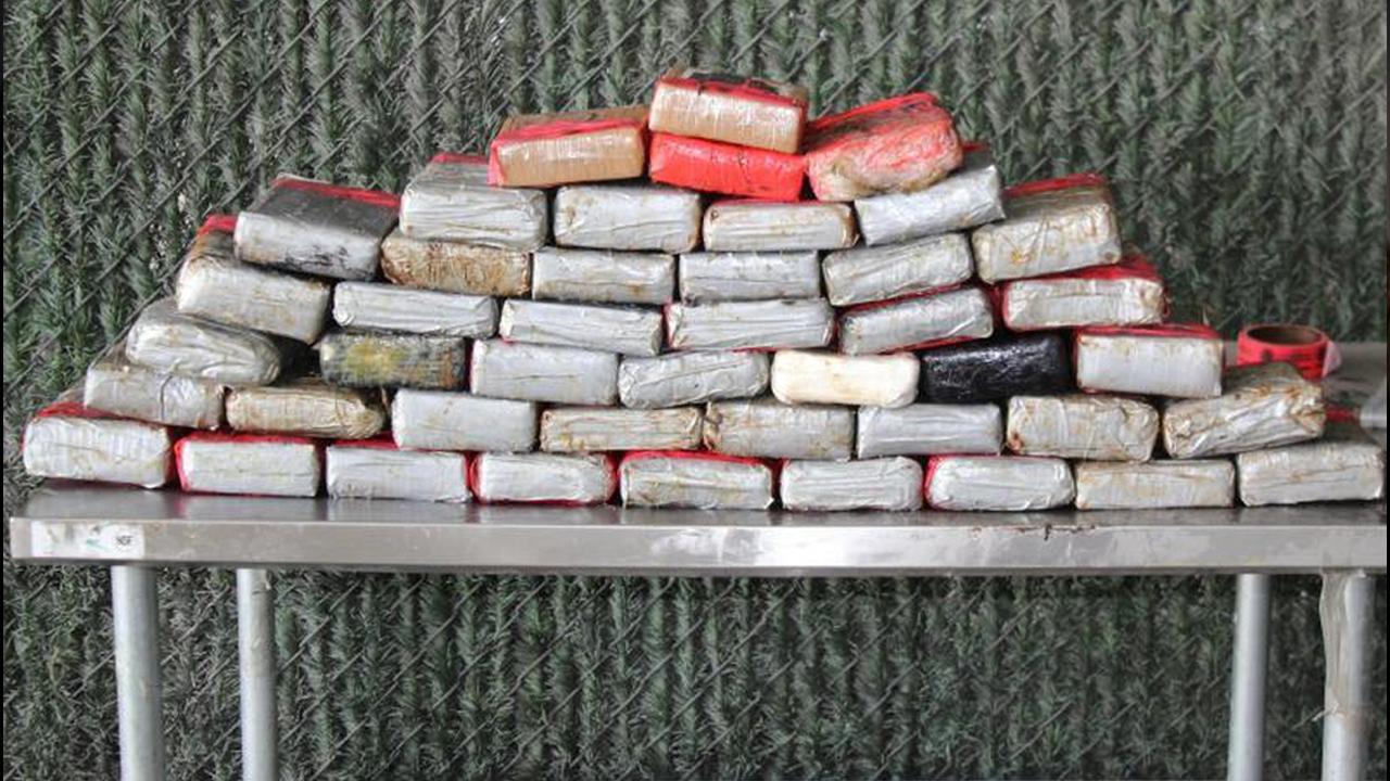 Decomisan en Nuevo Laredo y Tamaulipas 23.8 mdp en cocaína y fentanilo