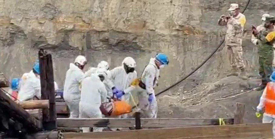 Localizan al sexto minero atrapado en Micarán, Múzquiz; ya había fallecido