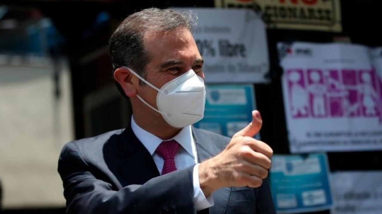 Consejero presidente del INE asegura que el sistema electoral en México garantiza condiciones de equidad