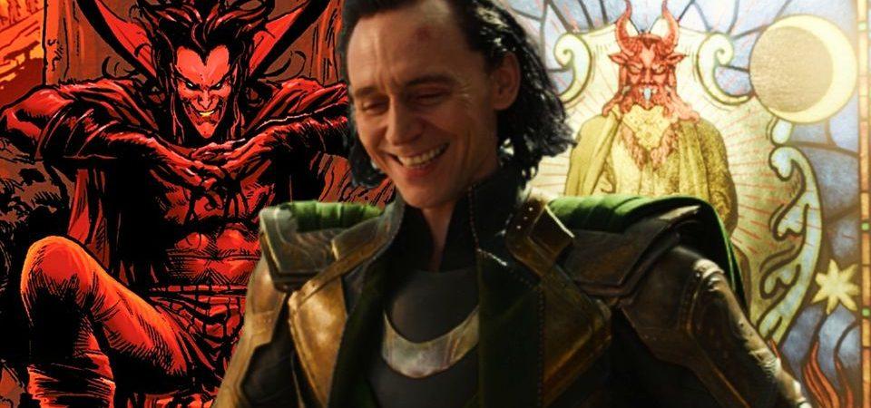 Teorías aseguran que Mephisto será villano de la nueva serie de Loki