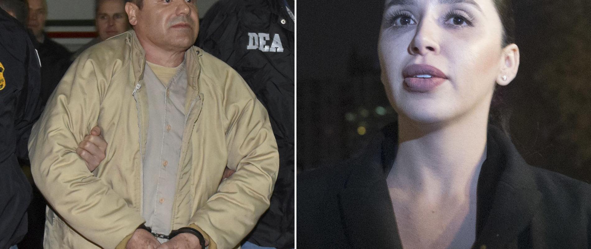 Emma Coronel recibiría cadena perpetua; se declaró culpable de tráfico de drogas y lavado de dinero