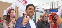 Busca la dirigencia estatal de Morena Ariel Maldonado