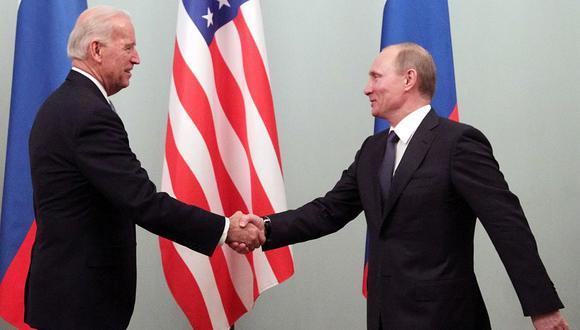 Putin espera mejorar relaciones entre EU y Rusia