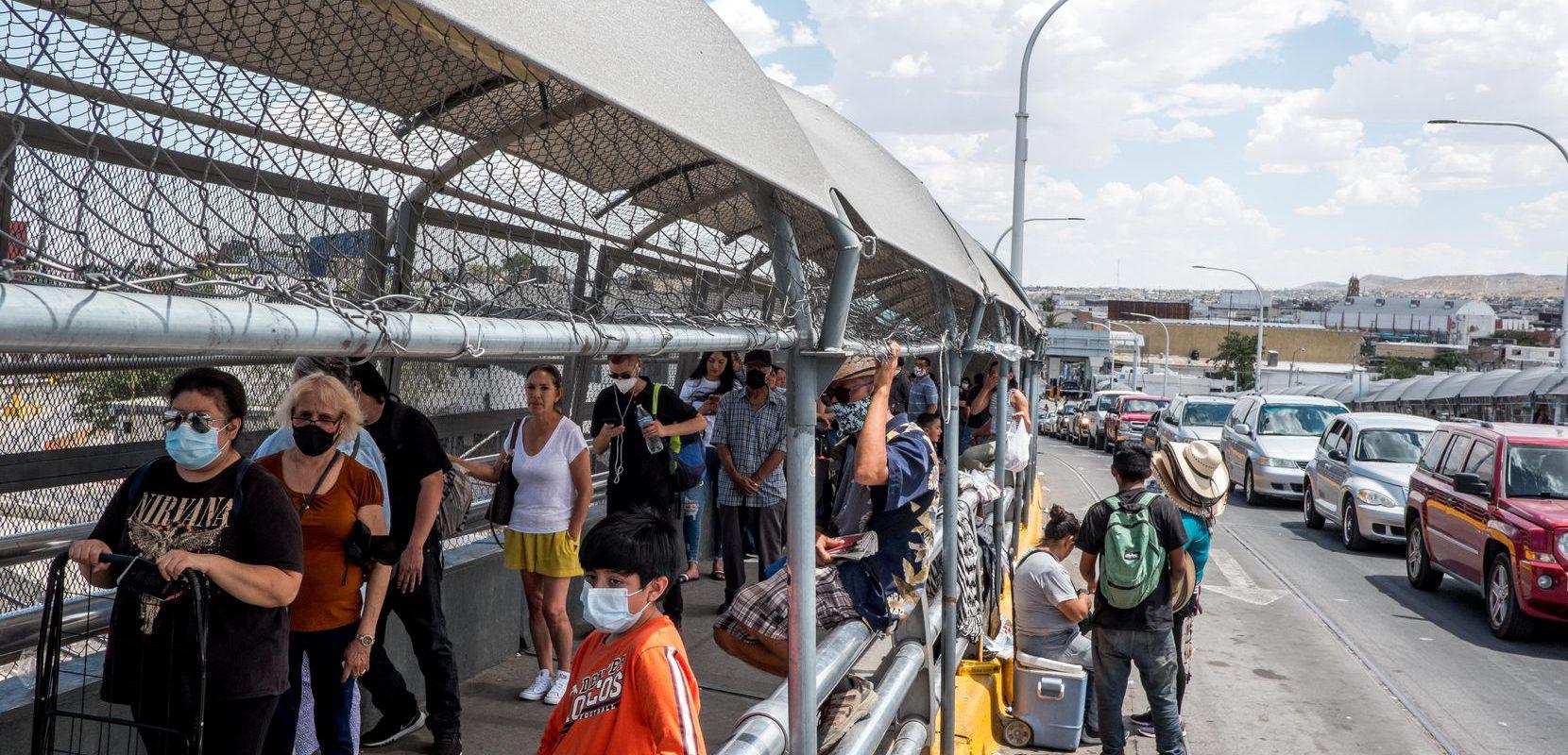 Reapertura de frontera entre México y EU será 'gradual' en próximas semanas, adelanta Ebrard