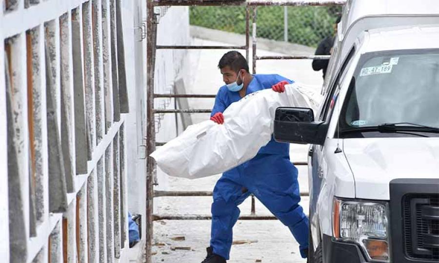 Triste hallazgo: Encuentran cadáver de niña de 10 años; la tiraron en una bolsa de plástico