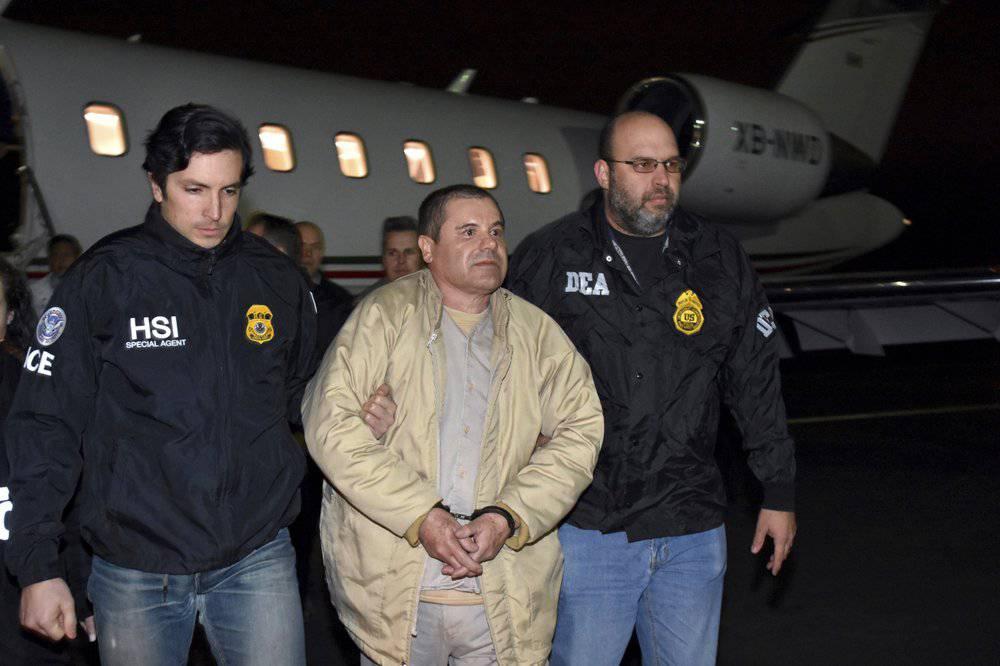Jurado de EE.UU. contra El Chapo; abogados denuncian mala conducta contra su cliente