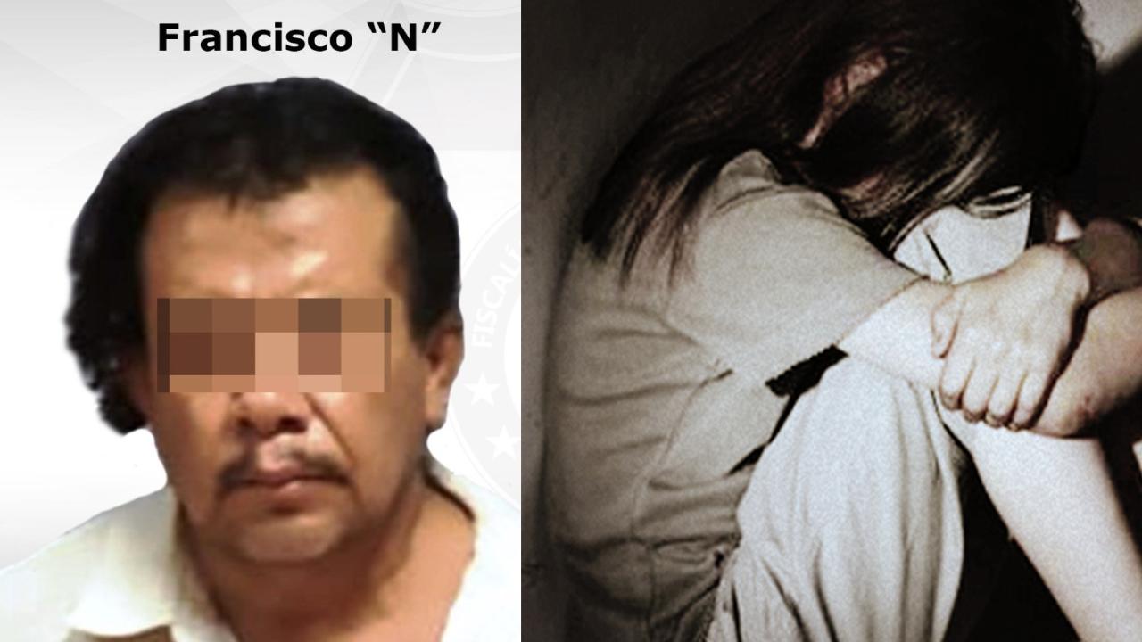 Un hombre pasará 16 años en prisión tras ser encontrado culpable de violar a una niña de tan solo 11 años de edad.