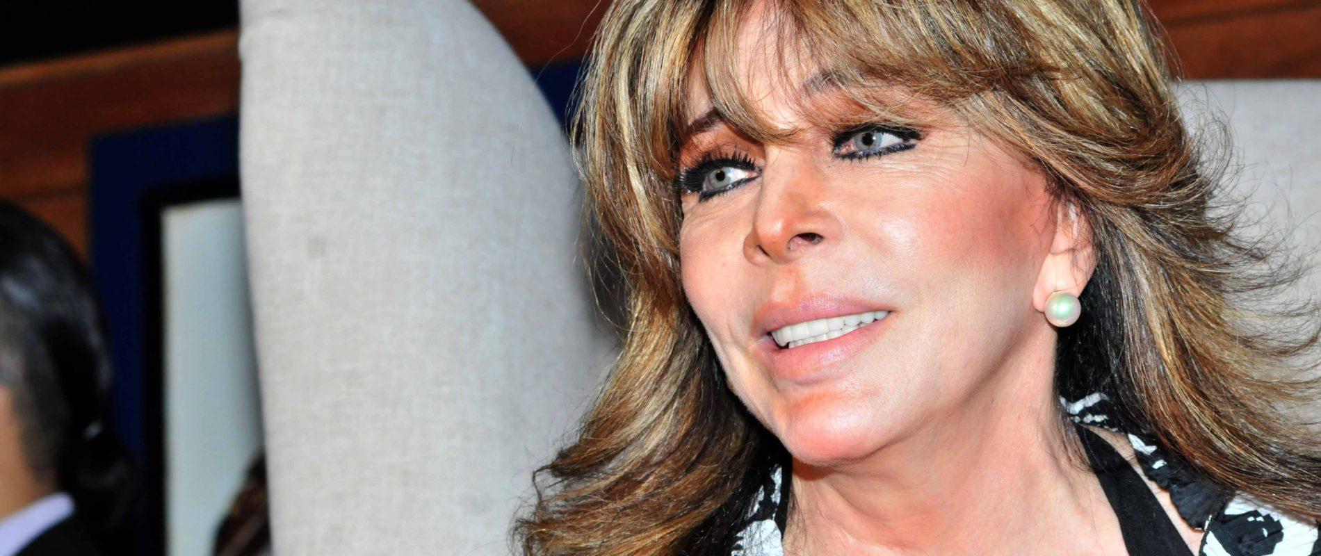 Verónica Castro no ha regresado a la televisión por problemas de salud