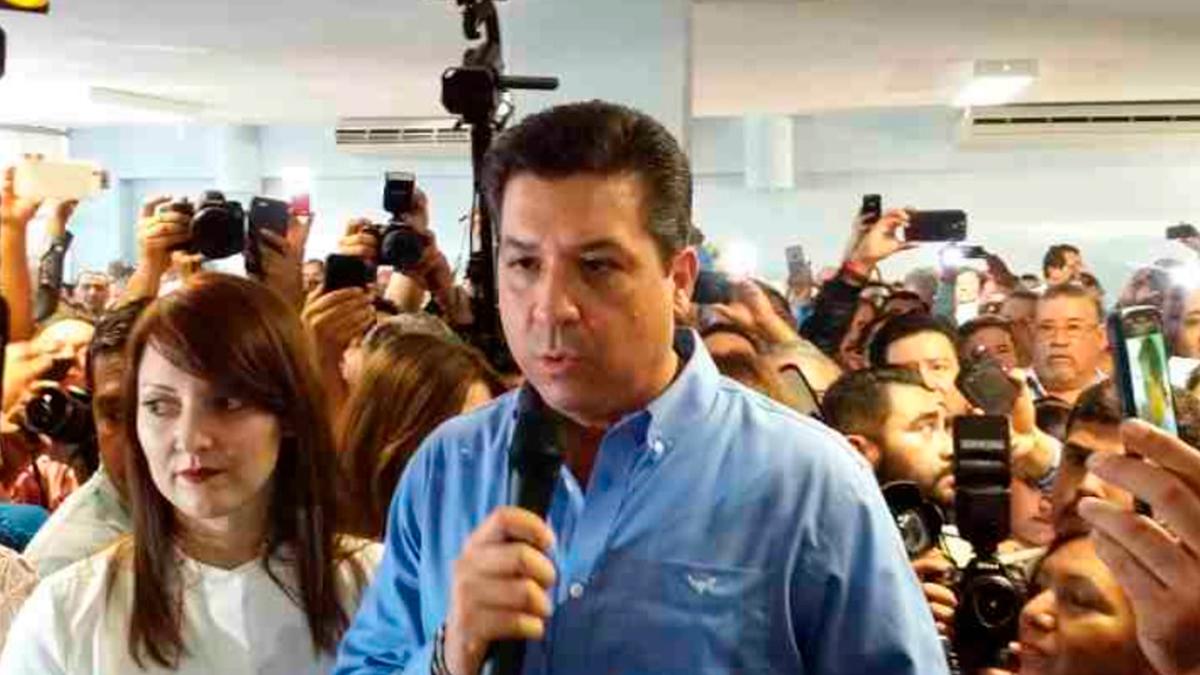 Se niega Dulce Sauri a enviar controversia constitucional contra Congreso de Tamaulipas