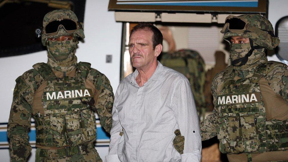 Soy inocente pero el Gobierno violó mis derechos: El Güero Palma, narco mexicano en entrevista