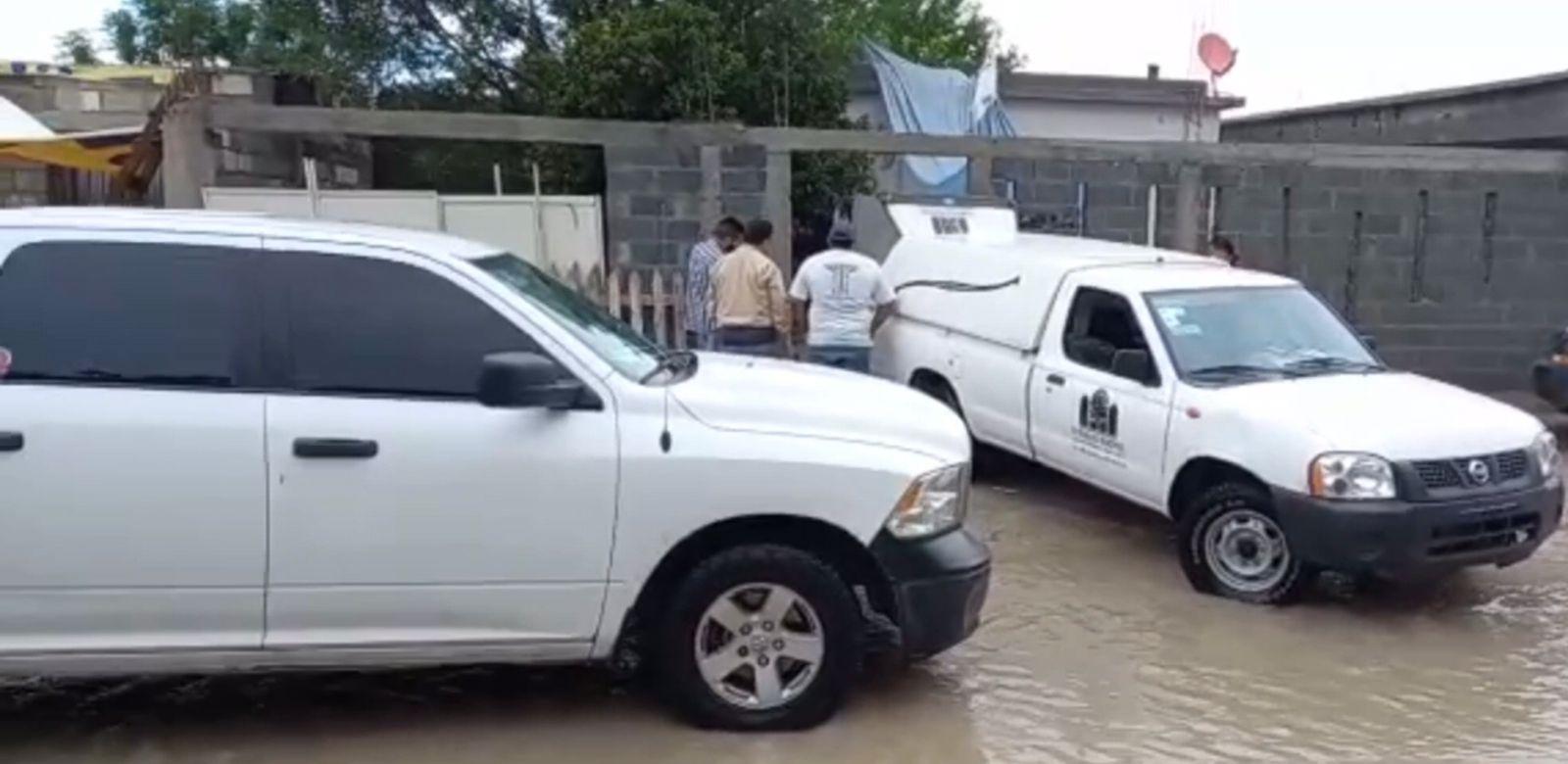 Policiaca: Lo encuentran colgado y putrefacto en Frontera