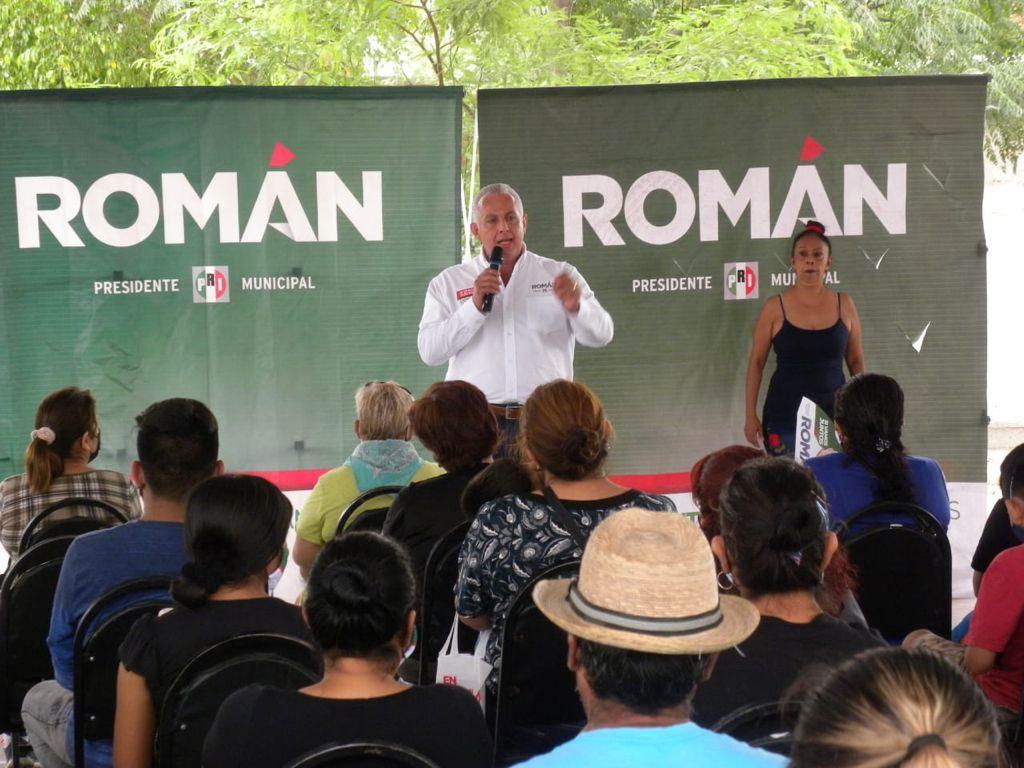 Con Propuesta, Responsabilidad, Compromiso Y Respeto, Concluye Campaña Román Alberto Cepeda