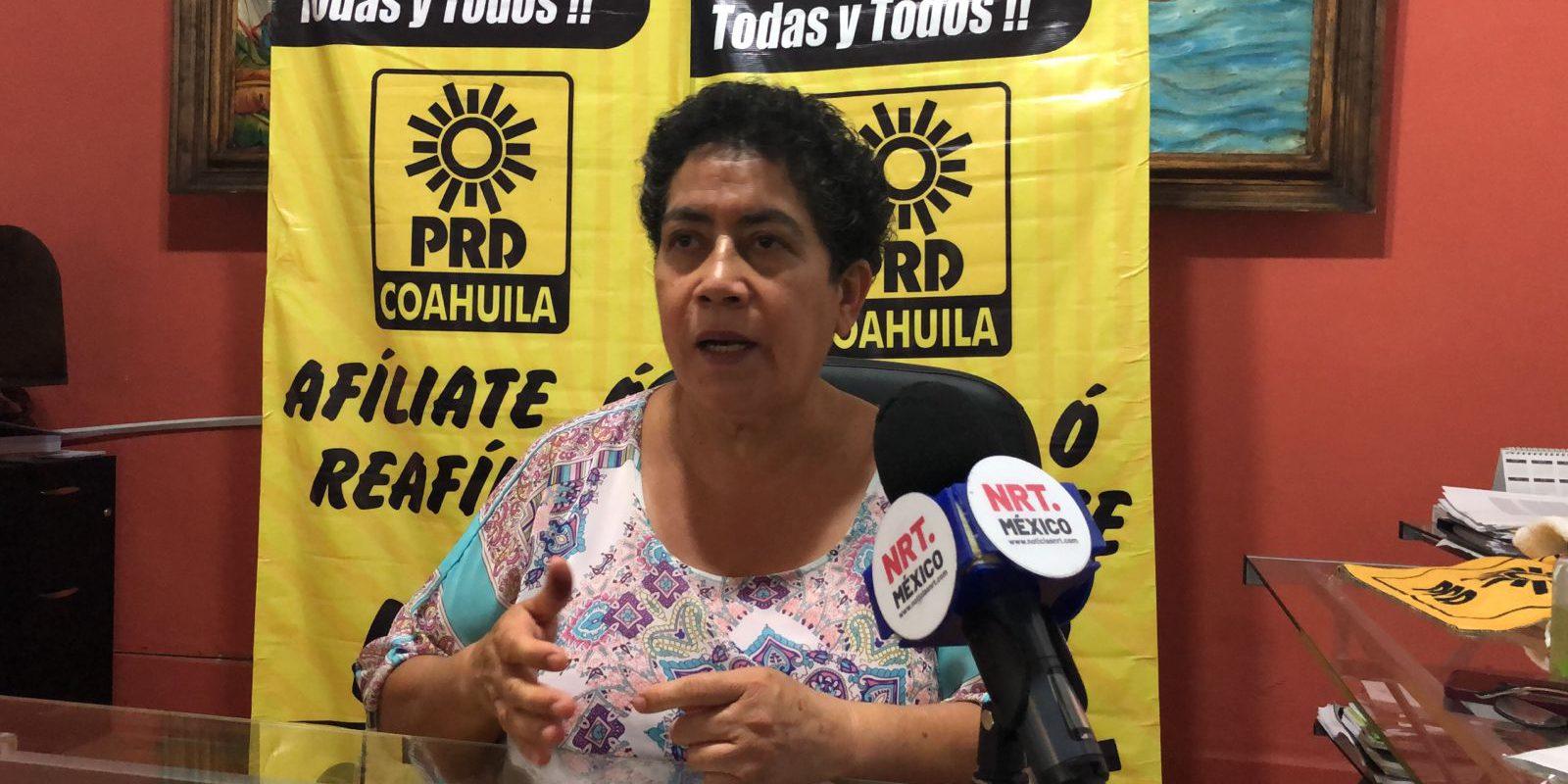 Mary Telma Guajardo exhorta a coahuilenses a salir a votar