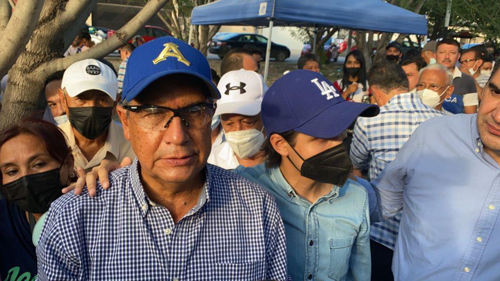 Con una diferencia de mil 200 votos, Mario Dávila se convierte en el presidente electo de Monclova