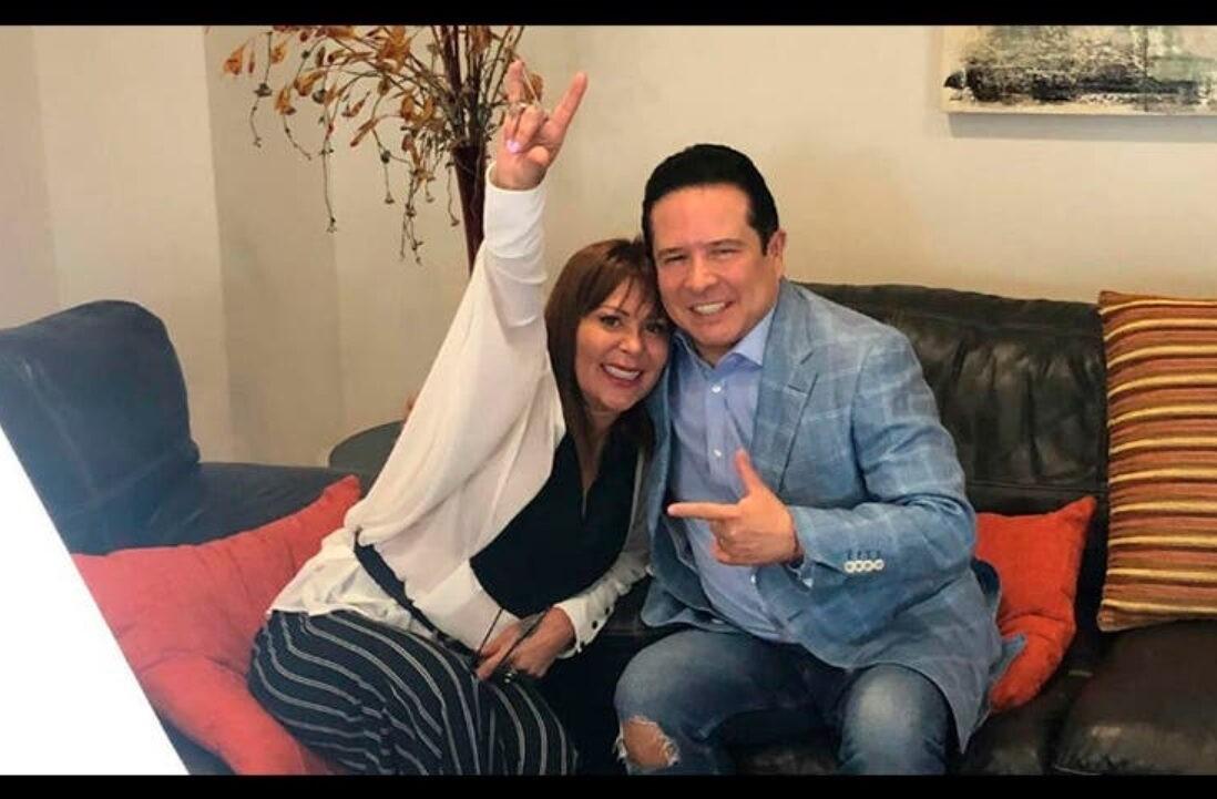 Alejandra Guzmán también demandó a Gustavo Adolfo Infante