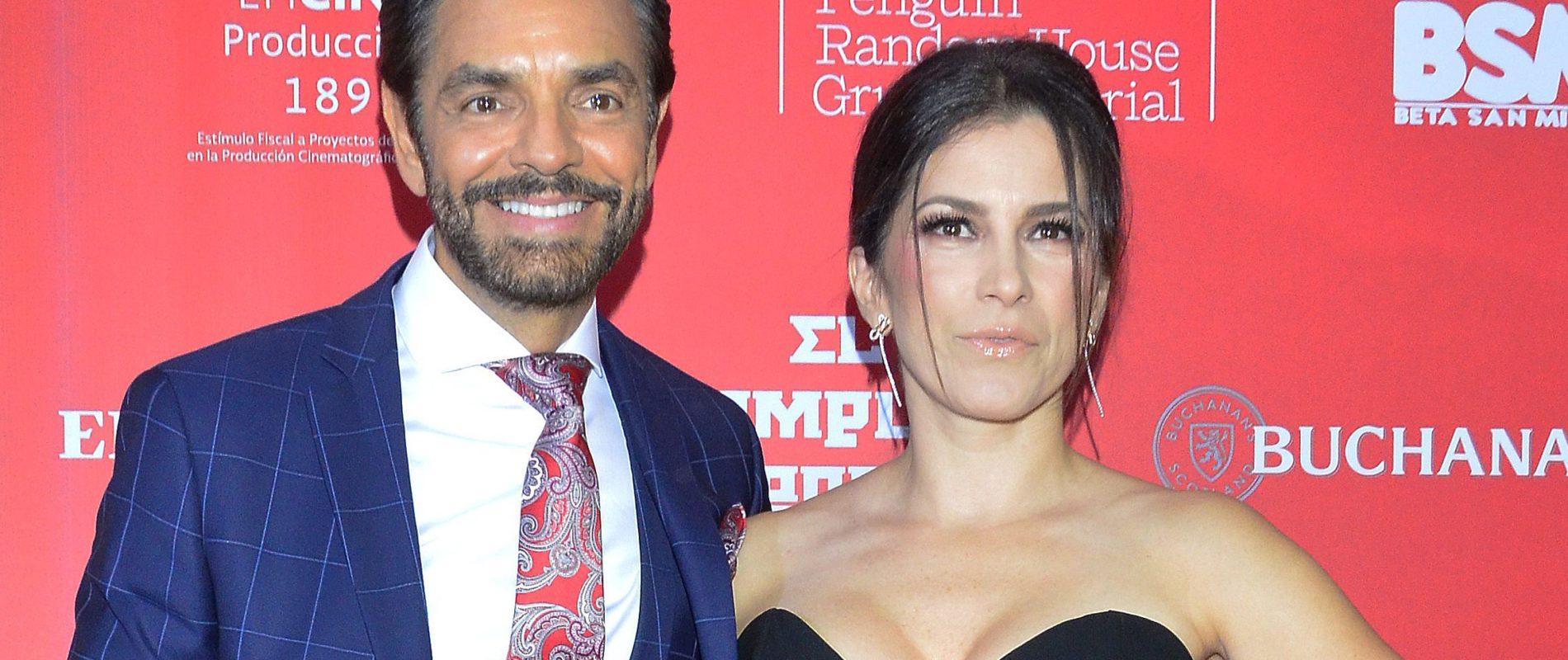 Eugenio Derbez y Alessandra Rosaldo al borde del divorcio: Cada día se aguantan menos